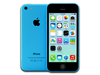 Apple iPhone 5c (Blue)