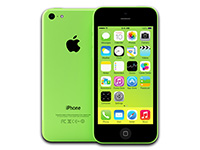 Apple iPhone 5c (Green)