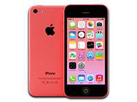 Apple iPhone 5c (Pink)