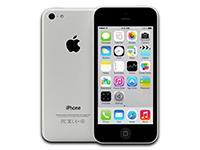 Apple iPhone 5c (White)