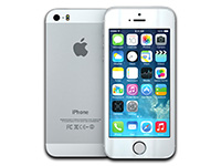 Apple iPhone 5s (Silver)