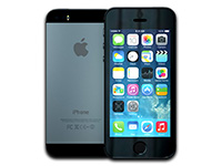 Apple iPhone 5s (Space Gray)