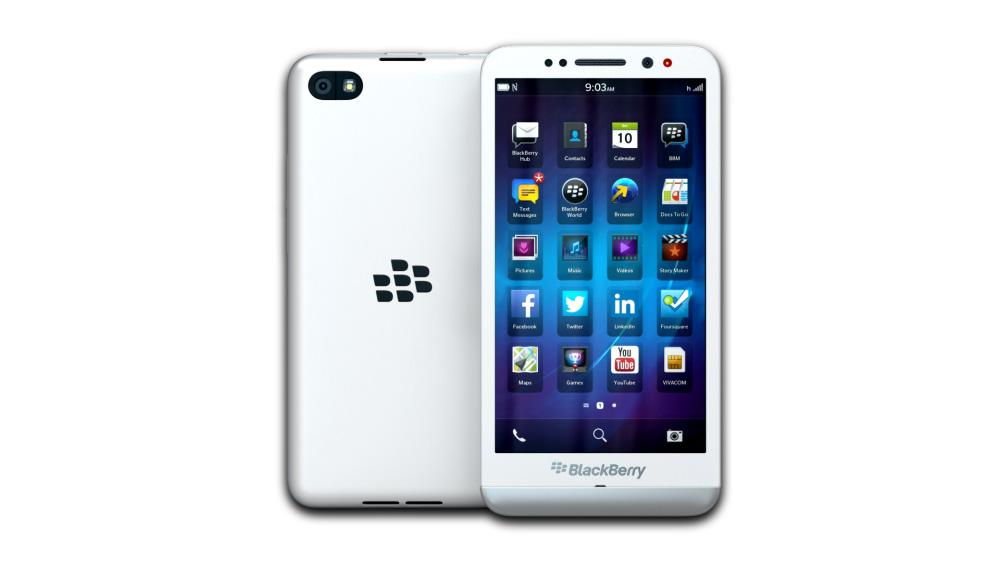 BlackBerry Z30 (White)