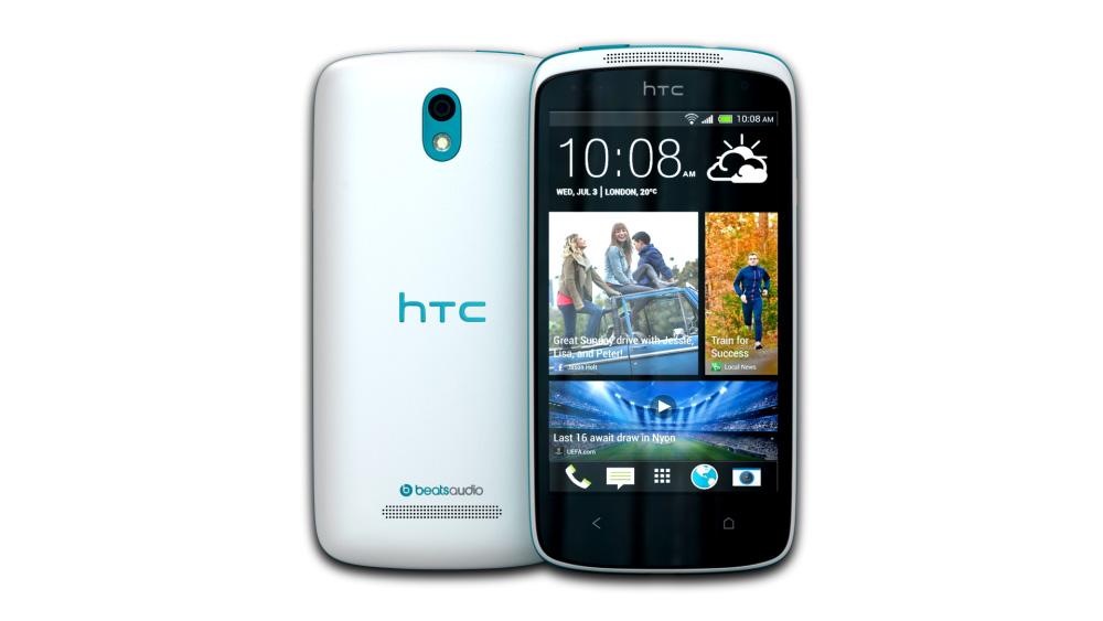 HTC Desire 500 (Glacier Blue)
