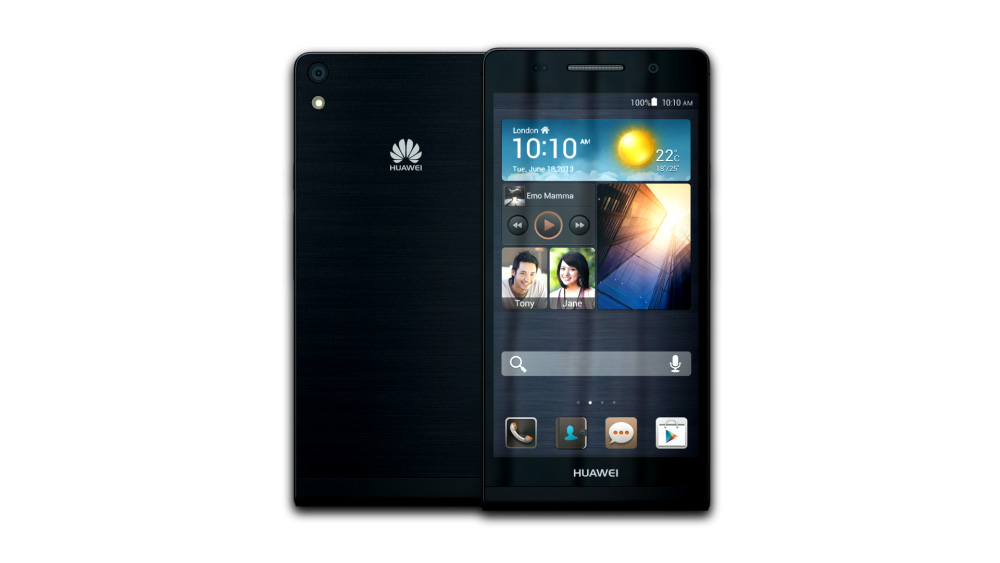 Huawei Ascend P6 (Black)