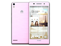 Huawei Ascend P6 (Pink)