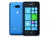 Huawei Ascend W2 (Blue)