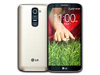 LG G2 (Black Gold)