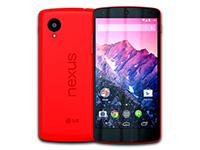 LG Google Nexus 5 (Red)