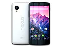 LG Google Nexus 5 (White)