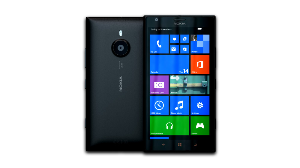 Nokia Lumia 1520 (Black)