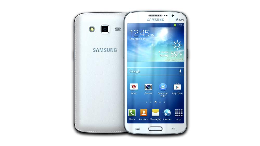Samsung Galaxy Grand 2 (White)