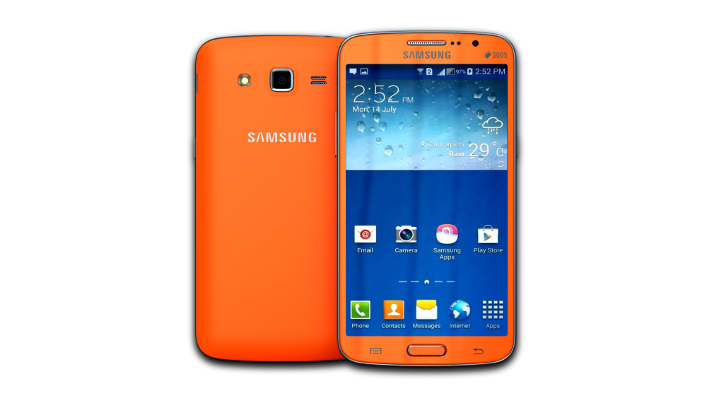 Samsung Galaxy Grand Neo (Orange)
