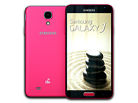 Samsung Galaxy J (Coral Pink)