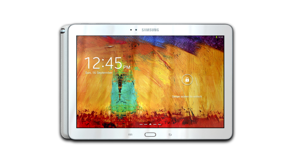 Samsung Galaxy Note 10.1 (2014) (White)