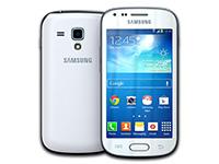 Samsung Galaxy S Duos 2 (Pure White)
