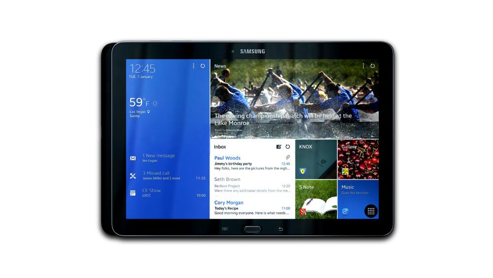 Samsung Galaxy Tab Pro 12.2 (Black)
