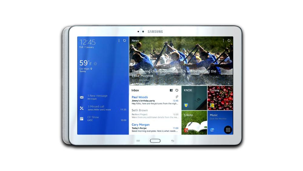 Samsung Galaxy Tab Pro 12.2 (White)