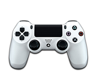 Sony Dualshock 4 (Glacier White)