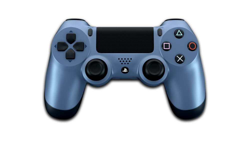 Sony Dualshock 4 (Gray Blue)