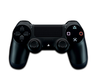 Sony Dualshock 4 (Jet Black)