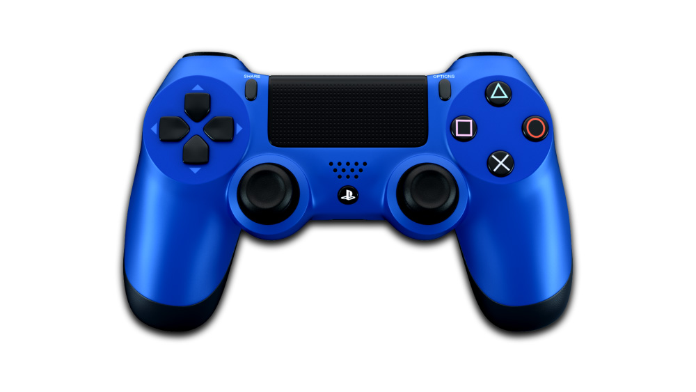 Sony Dualshock 4 (Wave Blue)